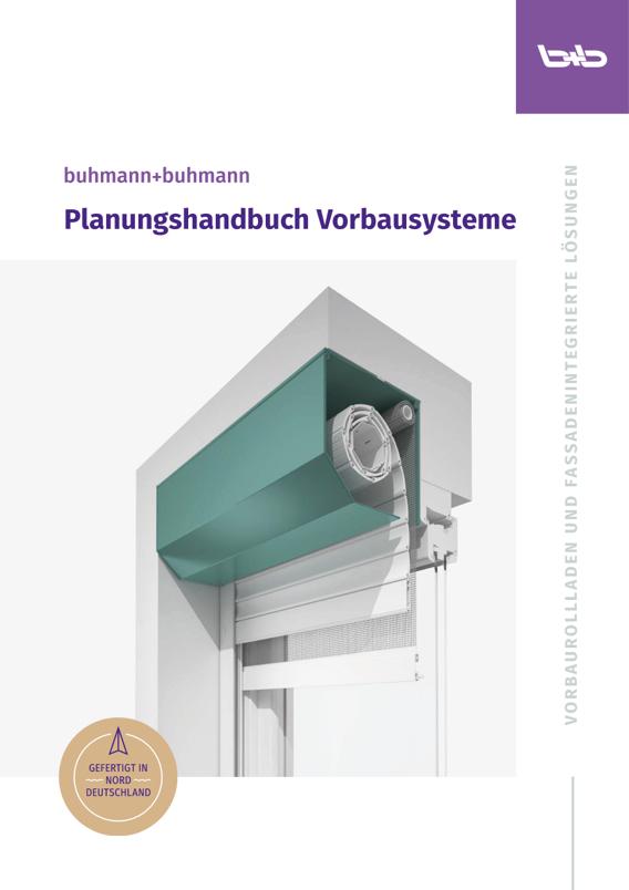 Download Handbuch Vorbausysteme