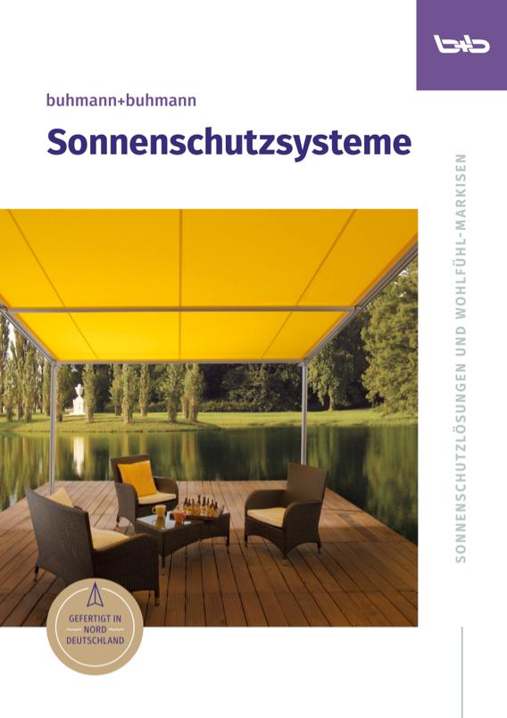 Download Prospekt Sonnenschutzsysteme